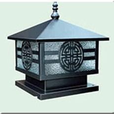 Đèn Trụ Cổng HP1 HF-02E 400x400xH350