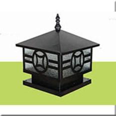 Đèn Trụ Cổng HP1 HF-05E 400x400xH350