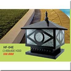 Đèn Trụ Cổng HP1 HF-04A 200x200xH250