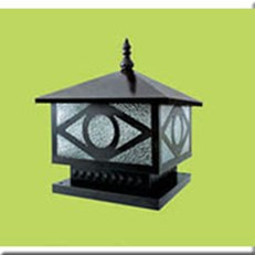 Đèn Trụ Cổng HP1 HF-04B 250x250xH250