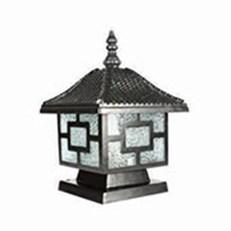 Đèn Trụ Cổng HP1 HF-014 200x200xH250