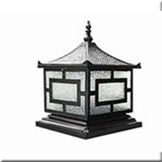 Đèn Trụ Cổng HP1 HF-014A 250x250xH300