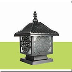 Đèn Trụ Cổng HP1 HF-015 200x200xH250