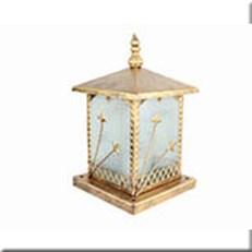 Đèn Trụ Cổng HP1 HF 118 200x200xH300