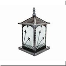 Đèn Trụ Cổng HP1 HF 119 200x200xH300