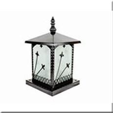 Đèn Trụ Cổng HP1 HF 120 200x200xH300