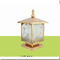 Đèn Trụ Cổng HP1 HF 114 200x200xH300