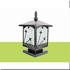 Đèn Trụ Cổng HP1 HF 116 200x200xH300
