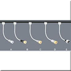 Đèn Pha Tiêu Điểm LED ANFACO AFC 896 3W