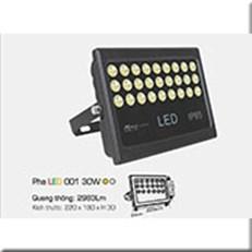Đèn Pha Led ANFACO PHA LED 001 30W