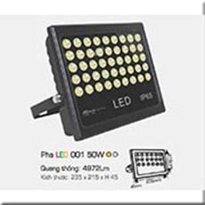 Đèn Pha Led ANFACO PHA LED 001 50W