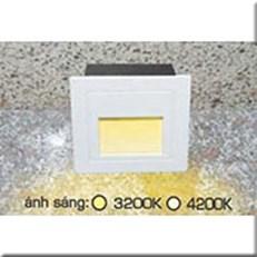 Đèn Âm Tường Cầu Thang ANFACO AMTUONG 009 3W