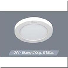 Đèn LED Gắn Nổi ANFACO AFC 555 6W 3 CHẾ ĐỘ