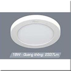 Đèn LED Gắn Nổi ANFACO AFC 555 18W Ø240