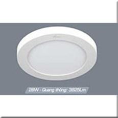 Đèn LED Gắn Nổi ANFACO AFC 555 28W Ø400