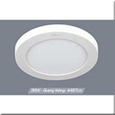 Đèn LED Gắn Nổi ANFACO AFC 555 36W Ø500