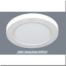 Đèn LED Gắn Nổi ANFACO AFC 555 48W Ø600