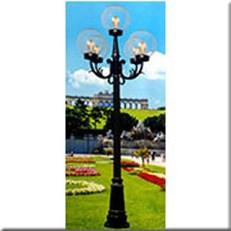 Đèn Trụ Sân Vườn CT CT-TRU 48 H3000