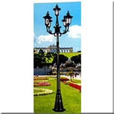 Đèn Trụ Sân Vườn CT CT-TRU 46 H2650