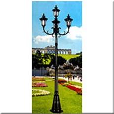 Đèn Trụ Sân Vườn CT CT-TRU 45 H2650