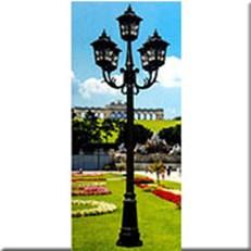 Đèn Trụ Sân Vườn CT CT-TRU 44 H3000