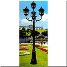 Đèn Trụ Sân Vườn CT CT-TRU 43 H3000