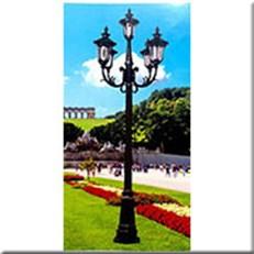 Đèn Trụ Sân Vườn CT CT-TRU 42 H3000