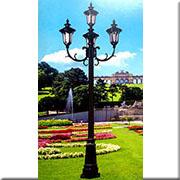 Đèn Trụ Sân Vườn CT CT-TRU 41 H3000