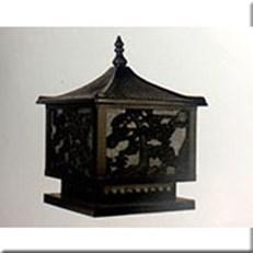 Đèn Trụ Cổng CT CT-6233 300xH390