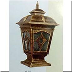 Đèn Trụ Cổng CT CT-6230 280xH560, đế 200