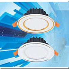 Đèn LED Âm Trần Đơn Màu MDL MD A-006 9W