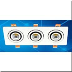 Đèn Âm Trần MDL 7Wx3