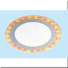Đèn Âm Trần Viền Nhiều Màu MDL MD A-022 18+6W