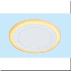 Đèn Âm Trần Viền Vàng MDL MD A-023 18+6W
