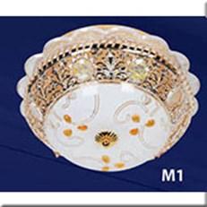 Đèn Mâm Nổi Đổi Màu MDL M1 Ø300