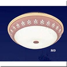 Đèn Mâm Nổi Đổi Màu MDL M9 Ø500