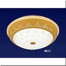 Đèn Mâm Nổi Đổi Màu MDL M11 Ø500