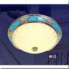 Đèn Mâm Nổi Đổi Màu MDL M12 Ø500