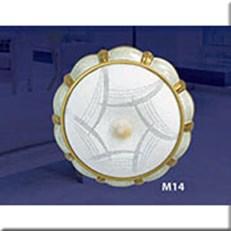 Đèn Mâm Nổi Đổi Màu MDL M14 Ø500