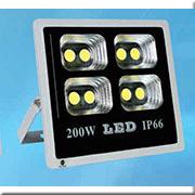 Đèn Pha Hai Mắt MDL MD - P401 200W 390x310x80