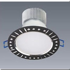 "Đèn LED Âm Trần ANFACO AFC 534D 12W 4.0"""