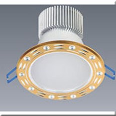 """Đèn LED Âm Trần ANFACO AFC 535V 12W 4.0"""""""