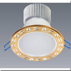 """Đèn LED Âm Trần ANFACO AFC 535V 9W 3.5"""" 3 CHẾ ĐỘ"""