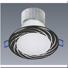 "Đèn LED Âm Trần ANFACO AFC 536D 5W 2.5"""