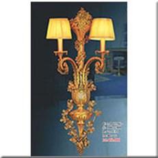 Đèn Tường Nến Đồng VIR MB0156/2 900x300