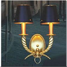 Đèn Tường Nến Đồng VIR MB0173/2 320x390