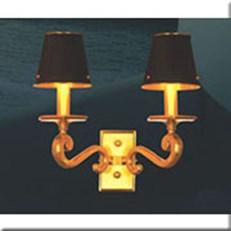 Đèn Tường Nến Đồng VIR MB0150/2 360x380