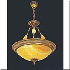 Đèn Thả Đồng Cổ Điển VIR MD 1124 W500xH550