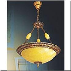 Đèn Thả Đồng Cổ Điển VIR MD 1121/400 W500xH550