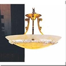 Đèn Chùm Đồng Đá VIR D276/800 Ø800